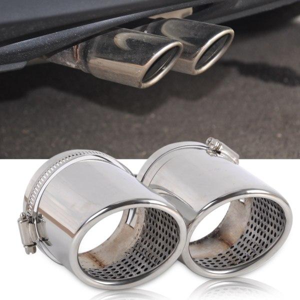 UFFLER TIP PIPE For Audi Q5 2.0T 2008+ A4 B8 Sedan VW Tiguan