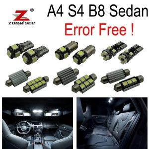 LED Bulb for Audi A4 S4 RS4 B8 Quattro Sedan Interior