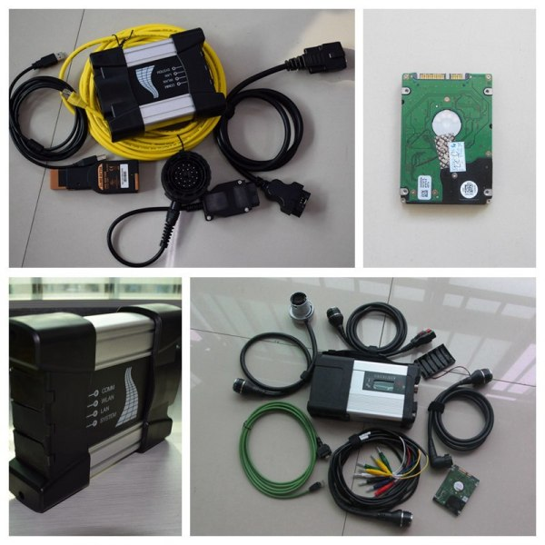 System for BMW ICOM Next new icom a2+ mb star