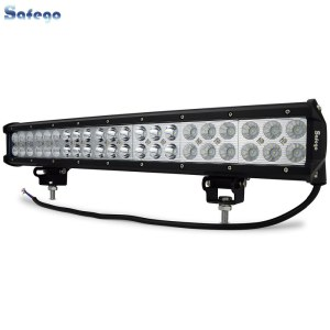 20 inch 126W LED Work Light Bar 24V trucks Combo Beam Off-Road Lamp