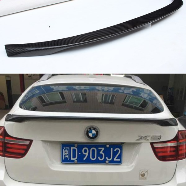 Car Rear Trunk Spoiler Wing for BMW X6 E71 2008-2013