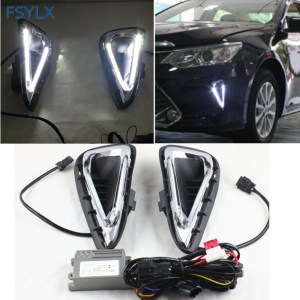 Toyota Camry DRL LED Light DRL fog lamps