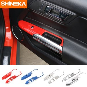 Frame Cover Trim For 2015 2016 Ford Mustan
