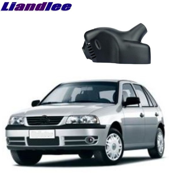 Liandlee For Volkswagen Logus / Pointer 2015~2018 Car Road Record WiFi DVR Dash Camera Driving Video Recorder