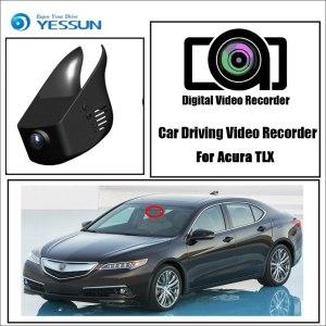 YESSUN for Acura TLX Car Driving Video Recorder DVR Mini Control APP Wifi Camera Registrator Dash Cam Original Style