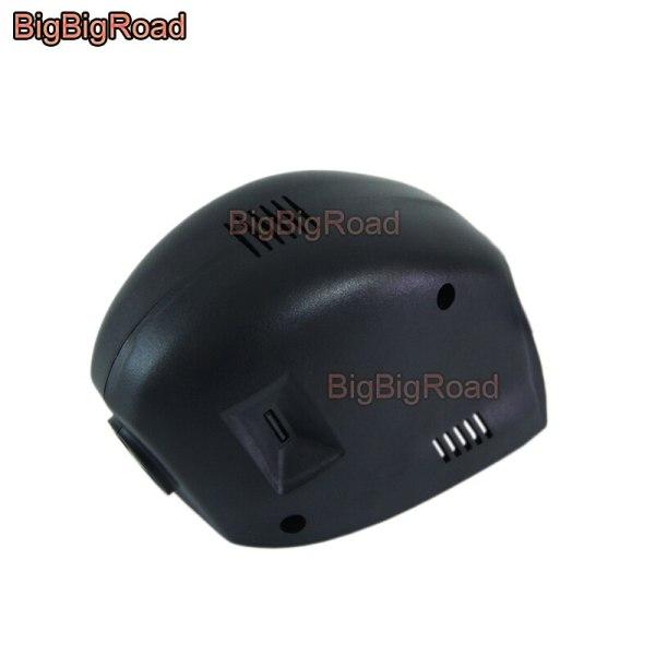 BigBigRoad Car DVR Wifi Video Recorder Dash Camera For Volkswagen Golf7 Golf 7 2010 2011 2012 2013 2014 2015 2016