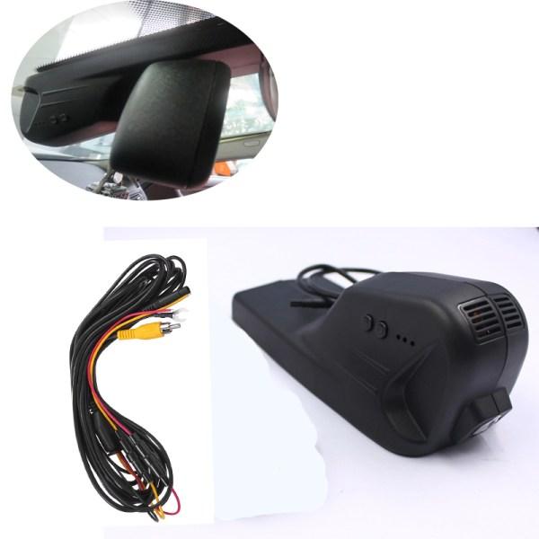 PLUSOBD Car DVR Vehicle Camera Video Recorder Dash Cam For BMW F20 3 Series F30 F35 Original Design HDMI Black Box Camera Car