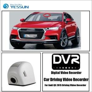 YESSUN for Audi Q5 2015 Driving Video Recorder Car Dvr Mini Wifi Camera Full HD 1080P Car Dash Cam Original Style