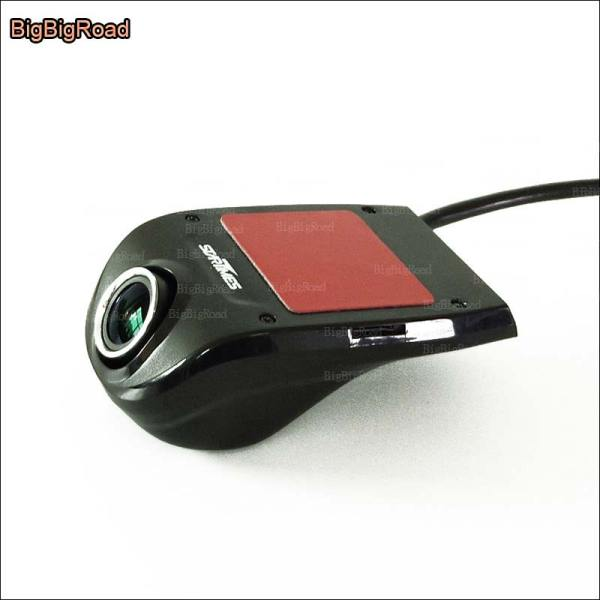 BigBigRoad For passat b5 b6 b7 golf 4 5 polo touran tiguan Car wifi mini DVR Driving Video Recorder Dash Cam