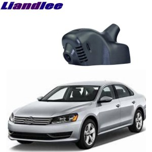 Liandlee For Volkswagen VW New Midsize Sedan Passat NMS B7 2012~2018 Car Road Record WiFi DVR Dash Camera Driving Video Recorder