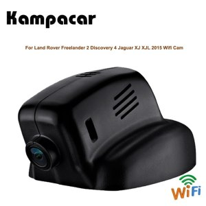 Kampacar Car Recorder Wifi Dvr Dash Cam Video Camera For Land Rover Evoque F-TYPE XE Range Rover 2015 Jaguar XJ XJL 2016 2 DVRs