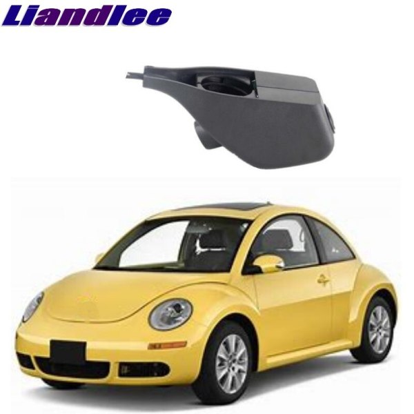 Liandlee For Volkswagen New Beetle / Beetle / Bjalla 2001~2010 Car Road Record WiFi DVR Dash Camera Driving Video Recorder