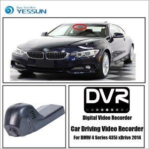 YESSUN for BMW 4 Series 435i xDrive 2014 Car Wifi Dvr Mini Camera Novatek 96658 Car Dash Cam Video Recorder