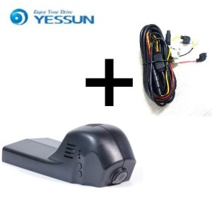 YESSUN for BMW 5 Series 525Li 2013 Driving Recorder Car WiFi DVR Dash Camera Driving Video Recorder Novatek 96655 FHD 1080P