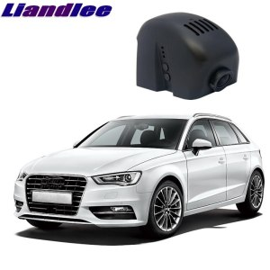 Liandlee For Audi A3 S3 RS3 8V MK3 2012~2018 Car Road Record WiFi DVR Dash Camera Driving Video Recorder