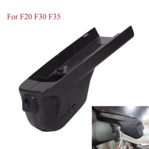 WIFI Cameras for BMW Car F20 F30 F35 Support APP Control Novatek 96655 Use SONY 322 Sensor Camcorder Dash Camera Free Shipping