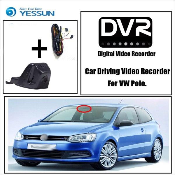 Volkswagen Polo Car DVR Mini Wifi Camera Driving Video Recorder