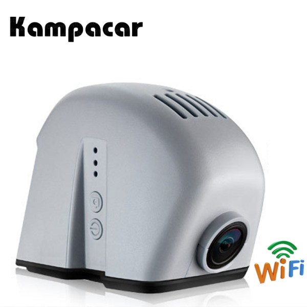Kampacar WiFi DVRs For Audi A3 TT Q3 Q5 Q7 A4 A6 4F C6 Allroad 2013 C7 2014 A7 2015 2016 2017 2018 2019 Car Dvr Dash Cam Camera