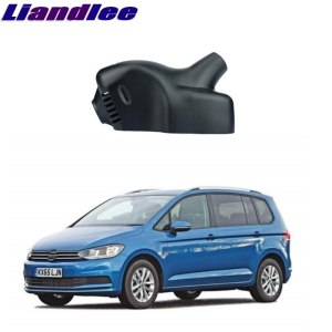 Liandlee For Volkswagen VW Touran 2003~2015 Car Road Record WiFi DVR Dash Camera Driving Video Recorder