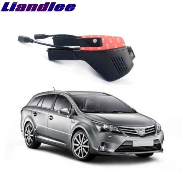 Liandlee For Toyota Avensis / Corona T220 T250 T270 1997~2018 Car Road Record WiFi DVR Dash Camera Driving Video Recorder