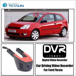 YESSUN for Ford Fiesta Car Wifi DVR Mini Camera Driving Video Recorder Novatek 96658 Registrator Dash Cam Night Vision