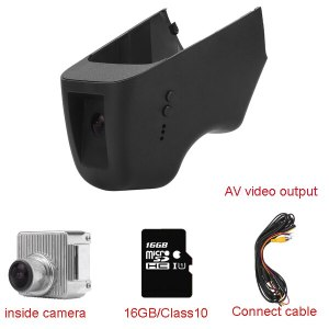 Car Dash Cam DVR Video Recorder for Range Rover / Evoque low specification (year2014-new)With WIFI AV OUT cable