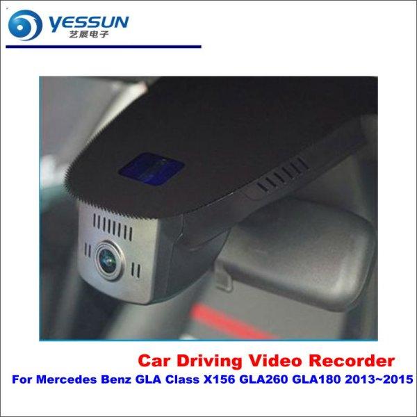 YESSUN For Mercedes Benz GLA Class X156 GLA260 GLA180 2013~2015 Car DVR Camera Driving Video Recorder DVR Camera AUTO Dash CAM