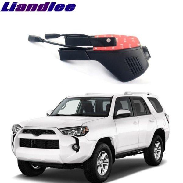 Toyota Hi-Lux Surf / 4Runner WiFi DVR Dash Cam Liandlee For Toyota Hi-Lux Surf / 4Runner / SW4 N210 2002~2018 Car Road Record WiFi DVR Dash Camera Driving Video Recorder
