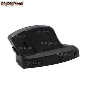 BigBigRoad For BMW X1 X5 X6 / 3 5 7 Series / e46 318i / X3 e83 Car wifi DVR Video Recorder Novatek 96655 dash cam Camera