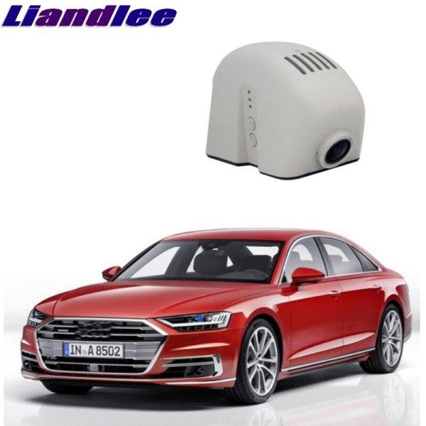 Liandlee For Audi A8 S8 D3 2002~2009 Car Road Record WiFi DVR Dash Camera Driving Video Recorder