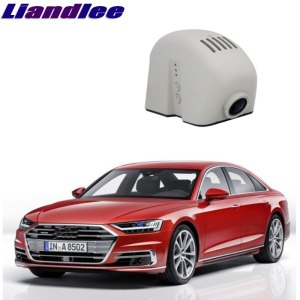 Liandlee For Audi A8 S8 D3 2002~2009 Car Road Record WiFi DVR Dash Camera Driving Video Recorder