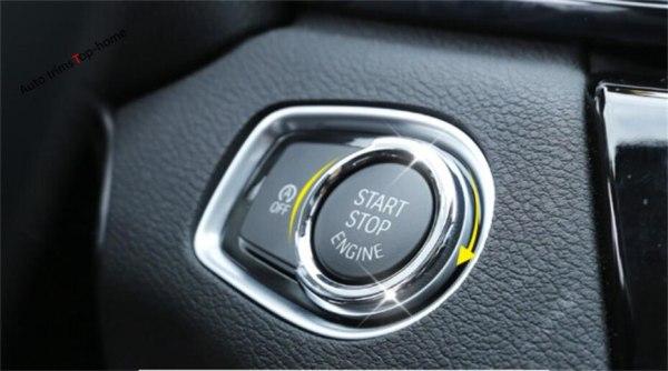 Start Stop Trim For BMW X1 2016-2019