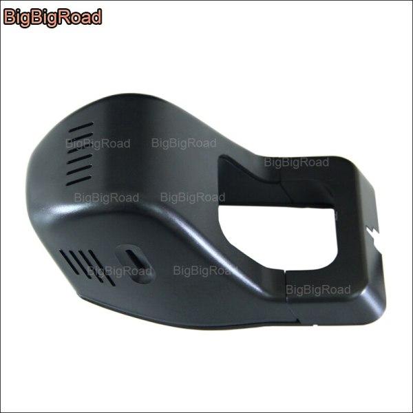BigBigRoad Car wifi DVR For Volkswagen Touran Video Recorder Novatek 96655 Dash Camera no damage to your car
