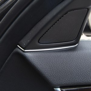 peaker Cover Trim For BMW 5 Series