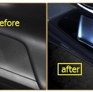Nissan Teana, Altima 2011 - 2017 ABS Chrome Door Armrest Window