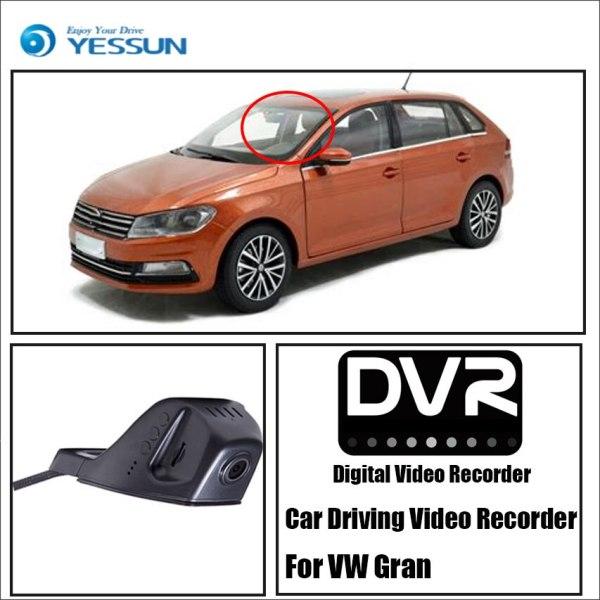 Dash Camera Not Reverse Parking Camera for Volkswagen Gran