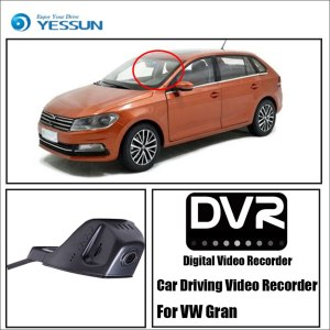 Dash Camera Not Reverse Parking Camera for Volkswagen Gran