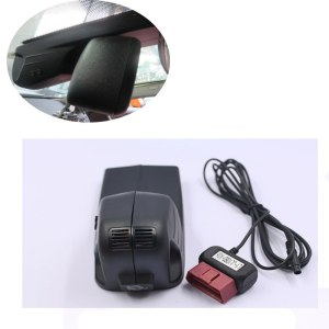 DVR For BMW X5 F15 Wireless Car Front View