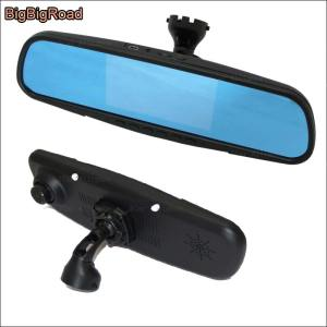 Audi TT A1 Car Blue Screen front mirror DVR + rear view camera
