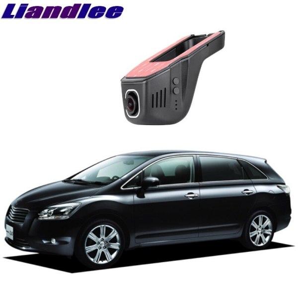 Liandlee For Toyota Mark X ZiO ANA10 2007~2013 Car Road Record WiFi DVR Dash Camera Driving Video Recorder