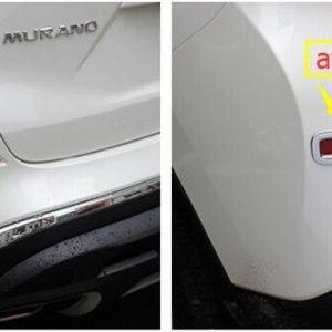 Nissan Murano 2015-2018 ABS Rear Tail Trunk Fog Light Foglight Lamp