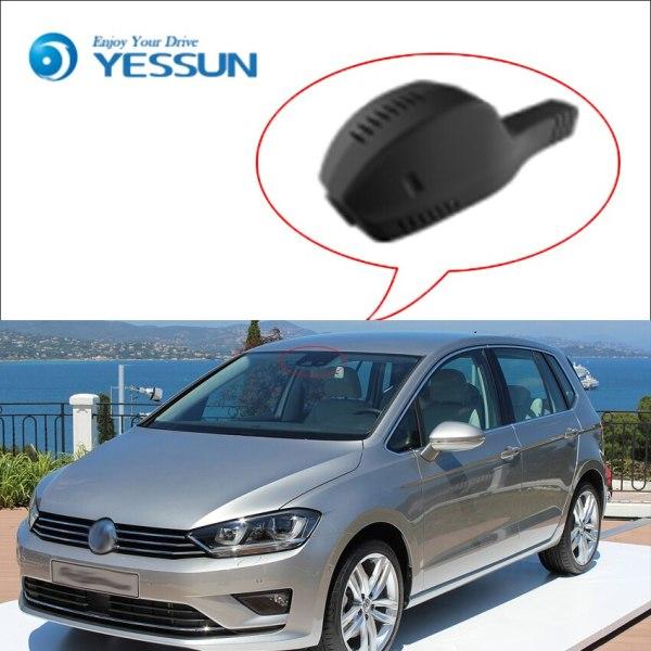 YESSUN for Volkswagen Sportvan HD 1080P Not Rear Back Camera Car DVR Driving Video Recorder Front Dash Camera