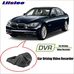 Liislee Car DVR Wifi Video Recorder Dash Cam Camera for BMW 7 G12 G11 730Ld 740d 750i 2015 2016 2017 2018 2019 Night Vision APP