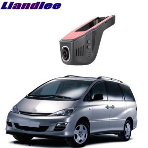 Liandlee For Toyota Previa XR30 XR40 XR50 2000~2018 Car Road Record WiFi DVR Dash Camera Driving Video Recorder