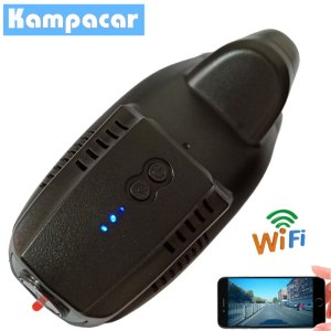 Kampacar HD Car Wifi DVRs With Two Cameras For Ford Kuga Escape 2015 2016 2017 2018 2019 Dash Cam Recorder Camera Video Car Dvr
