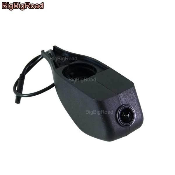 BigBigRoad For Volkswagen Amarok Lamando Lavida Bora Beetle Golf Magotan Car wifi DVR Video Recorder Dash Cam Car