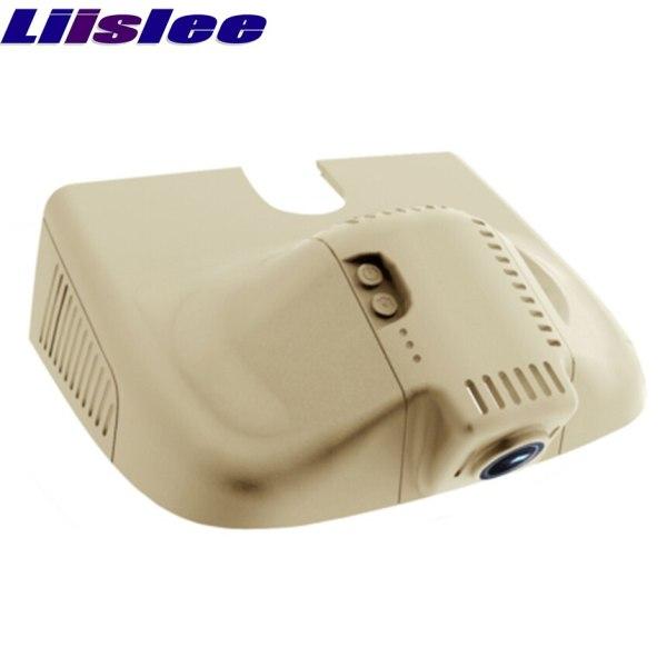 Liislee Car DVR Wifi Video Recorder Dash Cam Camera for Mercedes Benz ML MB GLE W166 C292 W167 250 63 2016~2019 Night Vision APP