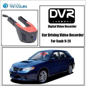 YESSUN for Saab 9-2X Car Driving Video Recorder DVR Mini Control APP Wifi Camera Registrator Dash Cam Original Style
