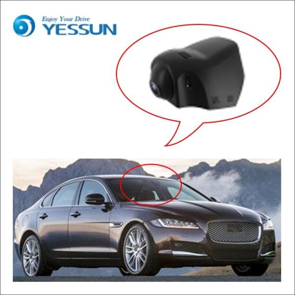 YESSUN Car DVR Digital Driving Video Recorder for Land Rover Jaguar Aurora 2016 Front Dash Camera Front CAM HD 1080P