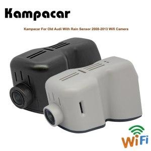 Video Camera For Audi A3 Sedan 8P A4 B8 A5 A6 A8 C6 C7 A7 Q5 Q7 4l With Rain Sensor
